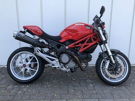 Ducati monster 1100 abs